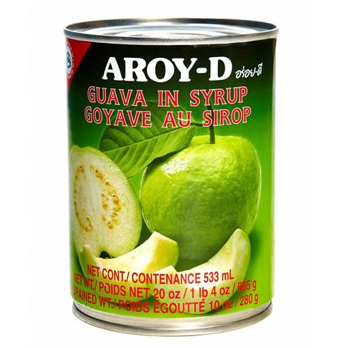 Aroy-D Aroy-D Guava in Syrup, 533ml
