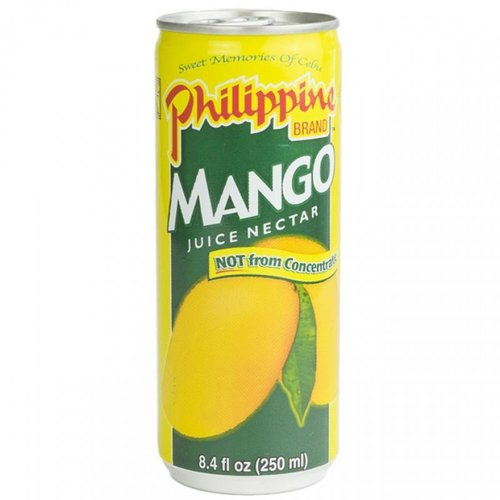 Philippine Brand Mango Juice, 250ml