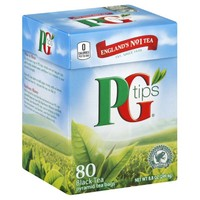 Tea, 80 stuks