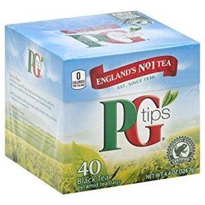 PG Tips Tea, 40 stuks