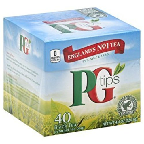 PG Tips Tea, 40 Bags