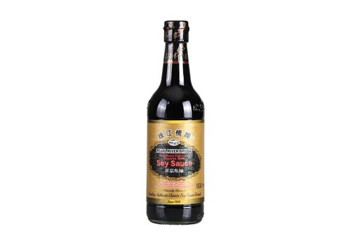 Pearl River Bridge Mushroom Soy Sauce, 500ml