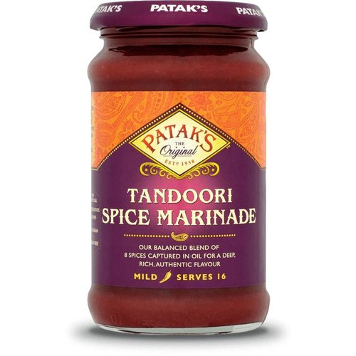 Pataks Tandoori Curry Paste, 312g