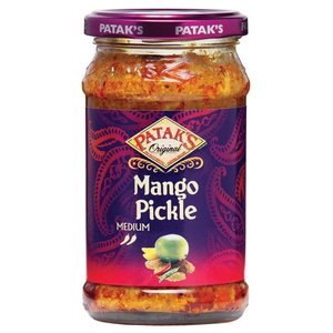 Pataks Mango Pickle, 283g