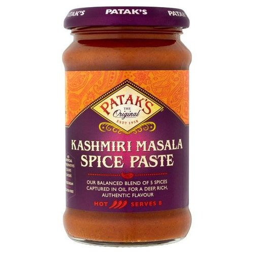 Pataks Kashmiri Masala Curry Paste, 295g