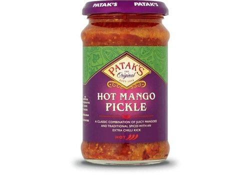 Pataks Hot Mango Pickle, 283g
