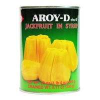 Aroy-D Jackfruit in Syrup, 565g
