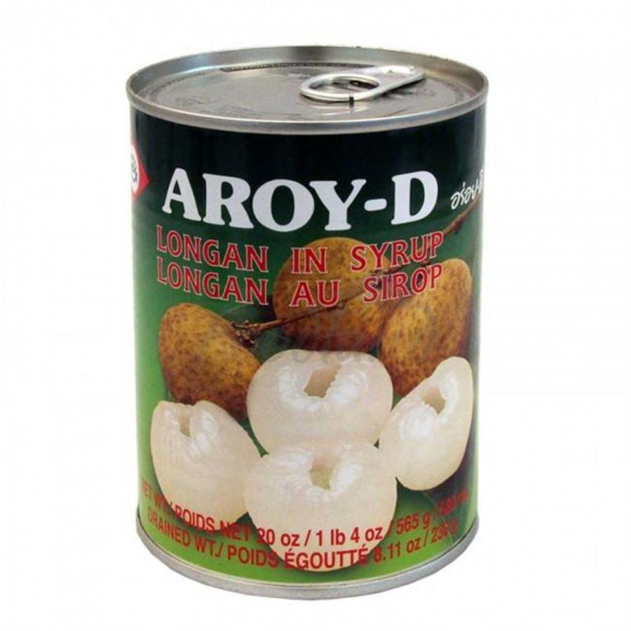 Aroy-D Longan in Syrup, 565g