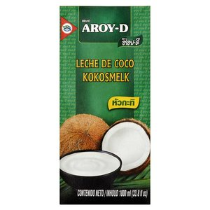 Aroy-D Original Coconut Milk, 1L