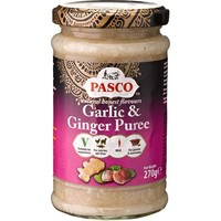 Garlic & Ginger Puree, 370g