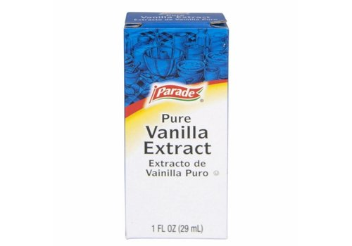 Parade Vanilla Extract, 29ml