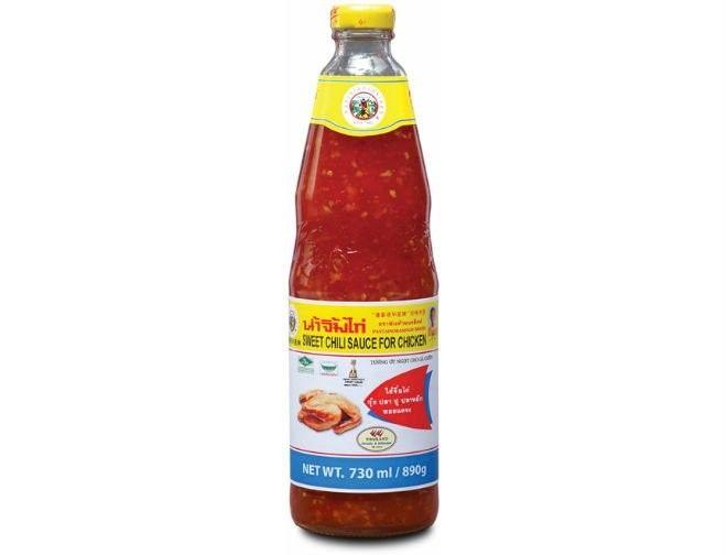 Sweet Chilli Sauce For Chicken 730ml Tjin S Toko