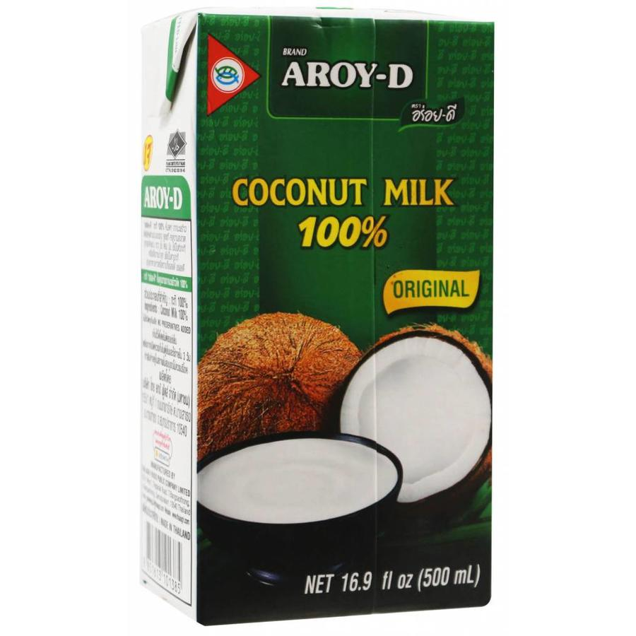 Original Coconut Milk, 500ml