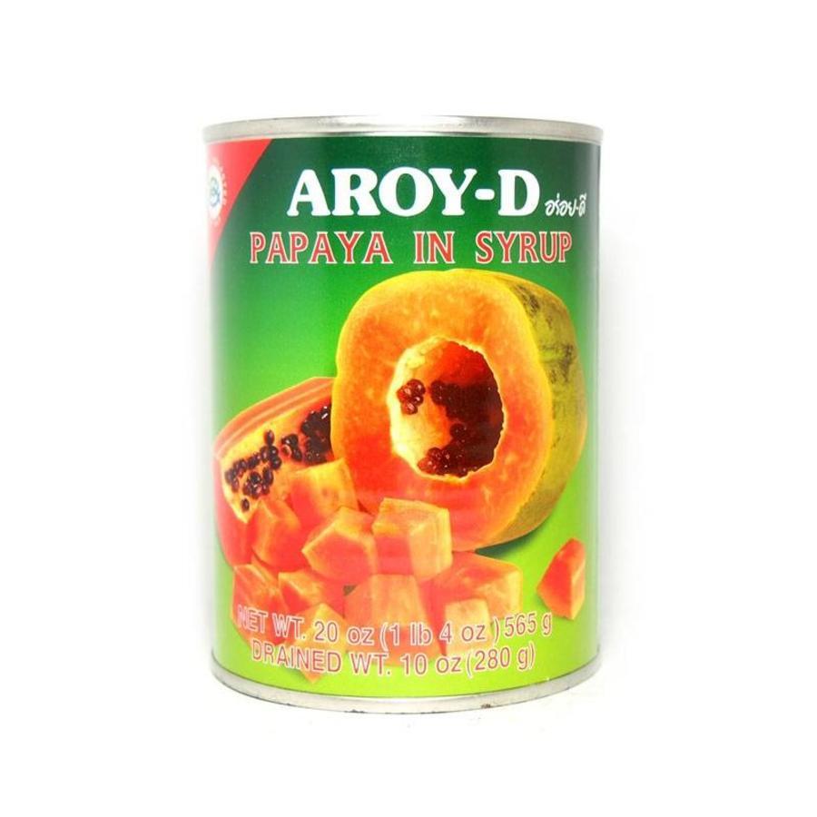 Aroy-D Papaya, 565g