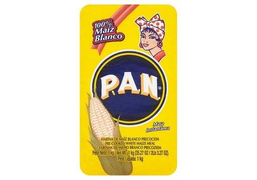 P.A.N. Harina PAN White Mais Flour, 1kg