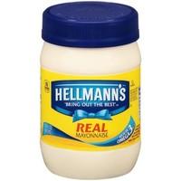 Real Mayonnaise, 444ml