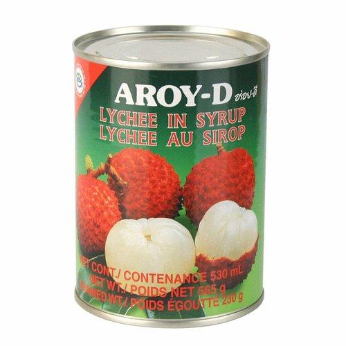 Aroy-D Rambutan, 530ml