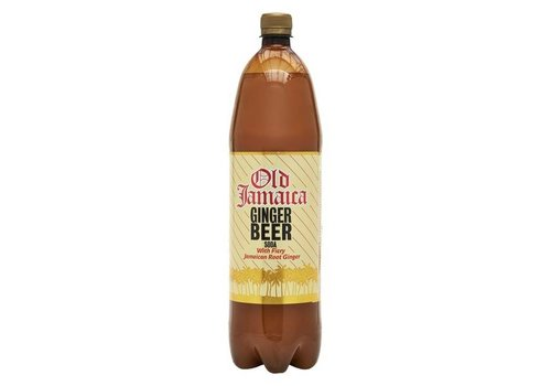 Old Jamaica Ginger Beer Soda, 2L