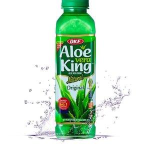 OKF Aloe Vera Natural, 1.5L