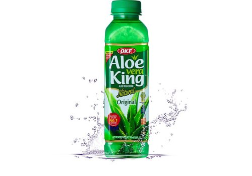 OKF Aloe Vera Drink Original, 500ml