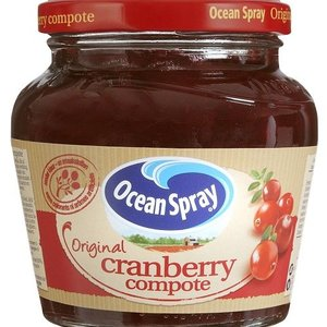 Ocean Spray Original Cranberry Compote, 250g
