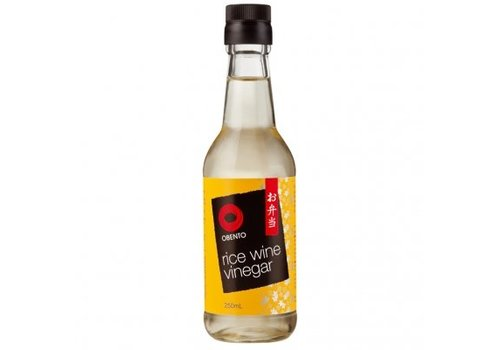 Obento Rice Wine Vinegar, 250ml