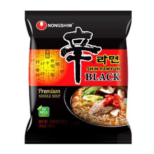 Nongshim Shin Ramyun Black, 130g