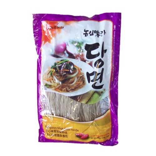 Nongshim Glass noodle, 500g