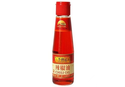 Lee Kum Kee Chilli Oil, 207ml