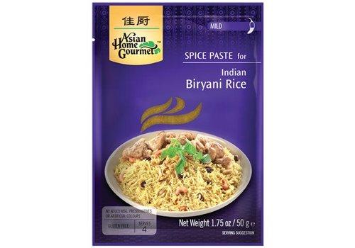 Asian Home Gourmet Biryani Rice, 50g