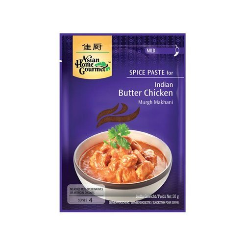 Asian Home Gourmet Butter Chicken, 50g