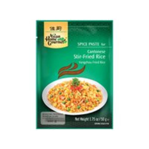 Asian Home Gourmet Cantonese Stir Fried Rice, 50g