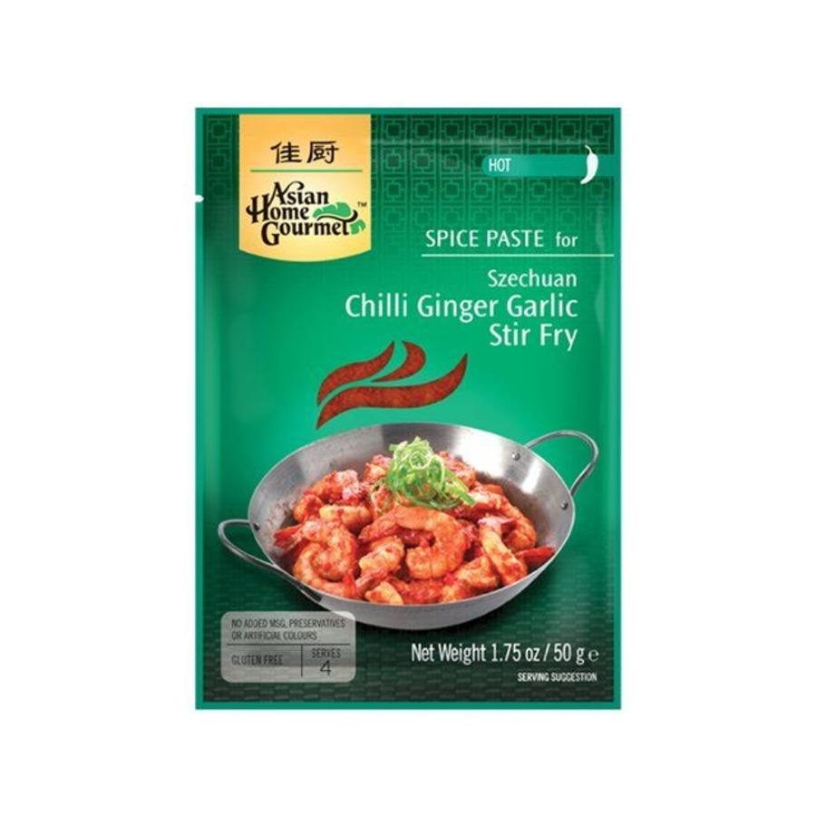 Chilli Ginger Garlic Stir Fry, 50g