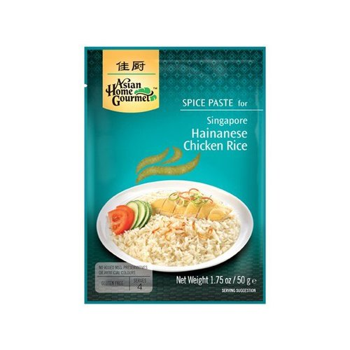 Asian Home Gourmet Hainanese Chicken Rice, 50g