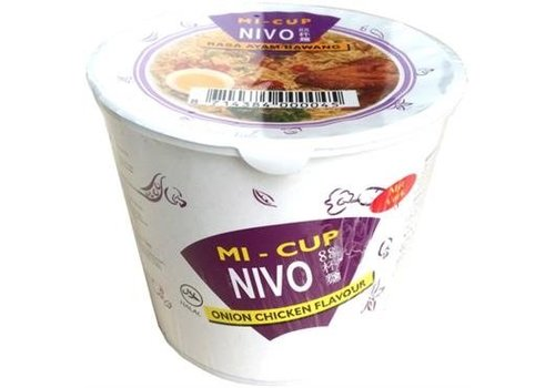 Cup Noodle Onion Chicken, 65g