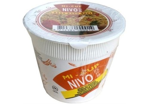 Cup Noodle Beef, 65g