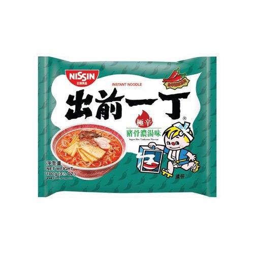 Nissin Spicy Tonkotsu Instant Noodle, 100g