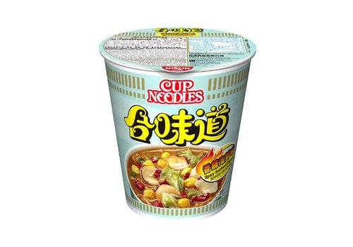 Nissin Spicy Seafood Cup Noodle, 73g