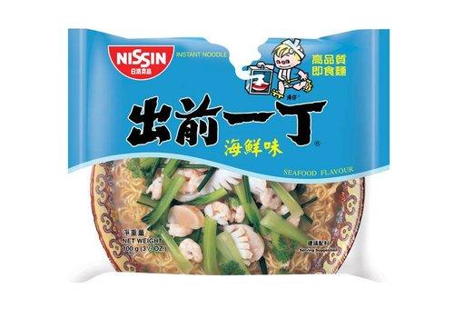 Nissin Instant Noodles Seafood Flavour, 100g