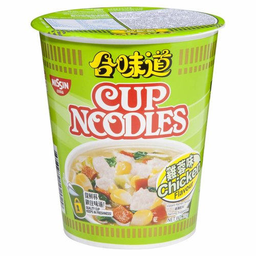 Nissin Cupnoodle Chicken, 74g