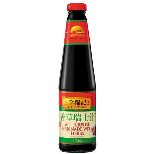 Lee Kum Kee All Purpose Marinade With Herbs, 410ml
