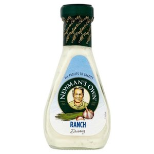 Newman's Own Ranch Dressing, 250ml