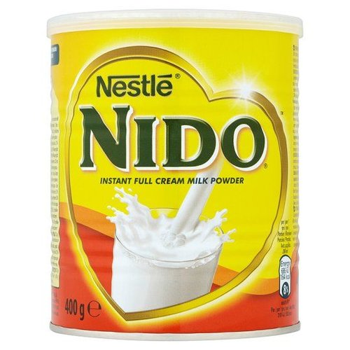 Nestle Nido Instant Full Cream Milk Powder, 400g