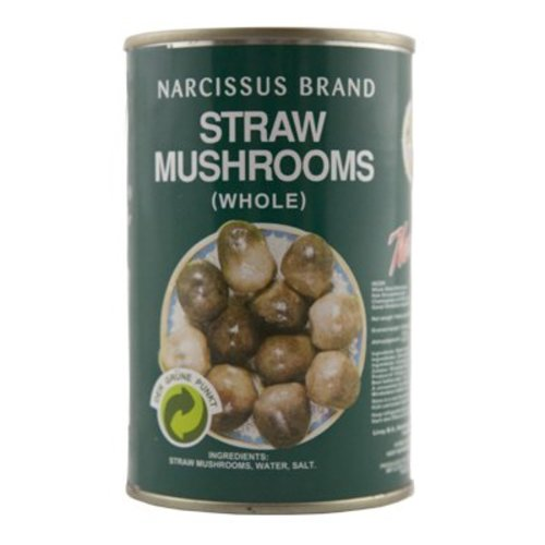 Straw Mushrooms, 425g