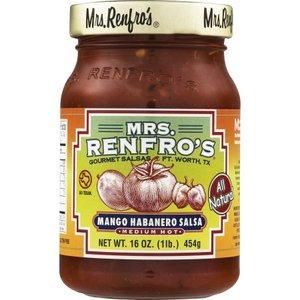 Mrs. Renfro's Mango Habanero Salsa, 454g