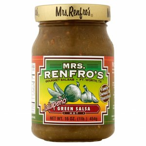 Mrs. Renfro's Jalapeno Green Salsa, 454g