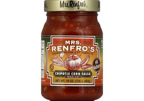Mrs. Renfro's Chipotle Corn Salsa, 454g
