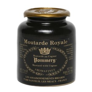 Moutarde Pommery Moutarde Royal au Cognac, 250g
