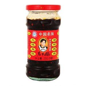Lao Gan Ma Black bean chili, 280g