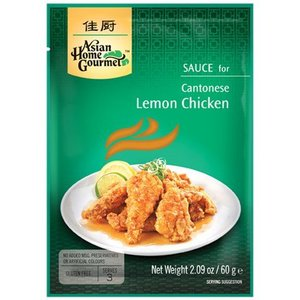 Asian Home Gourmet Lemon Chicken, 50g